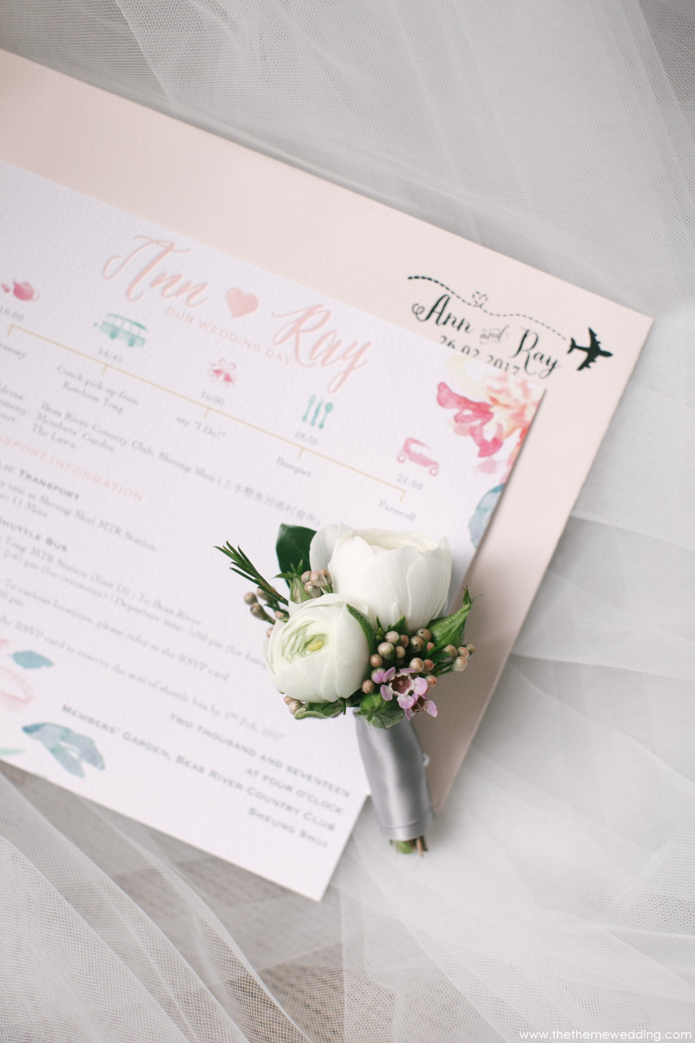 - For more, please visit www.thethemewedding.com